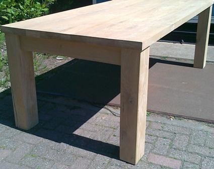Zelf Tafel Maken : Salontafel zelf maken steigerhout zelf maken vers salontafel